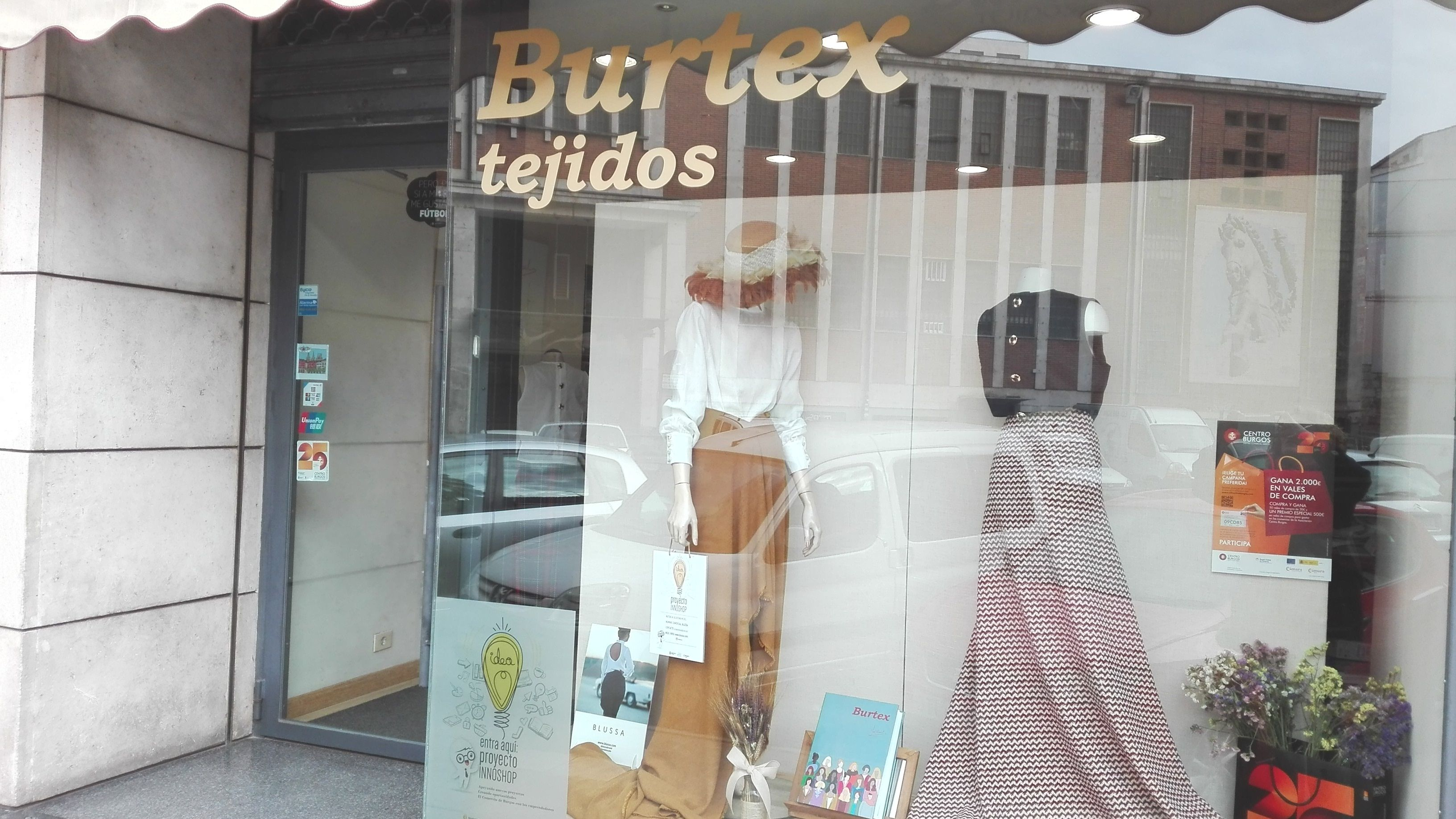 344068485dbe Burtex   Calle San Lesmes 18